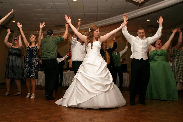 Top Wedding Reception Songs 2013