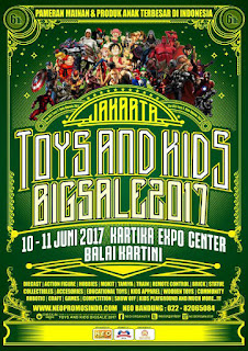 "Coming On JUNE 2017: ""TOYS & KIDS BIGSALE 2017"""