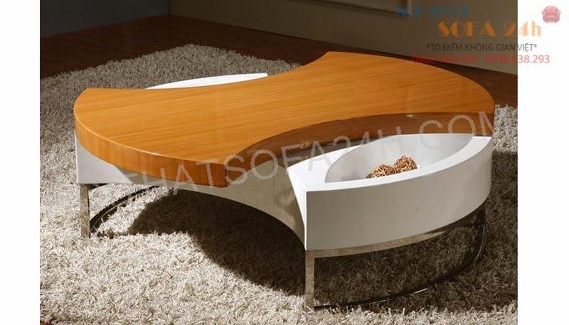 Bàn sofa gỗ BS081