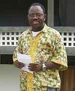 Professeur BWALWEL Jean-Pierre