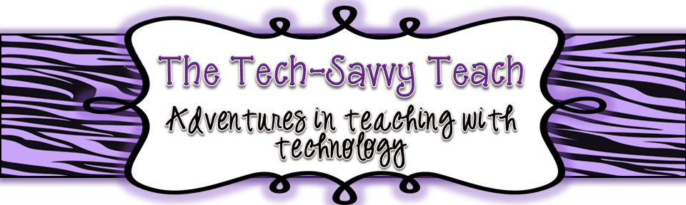 The Tech-Savvy Teach
