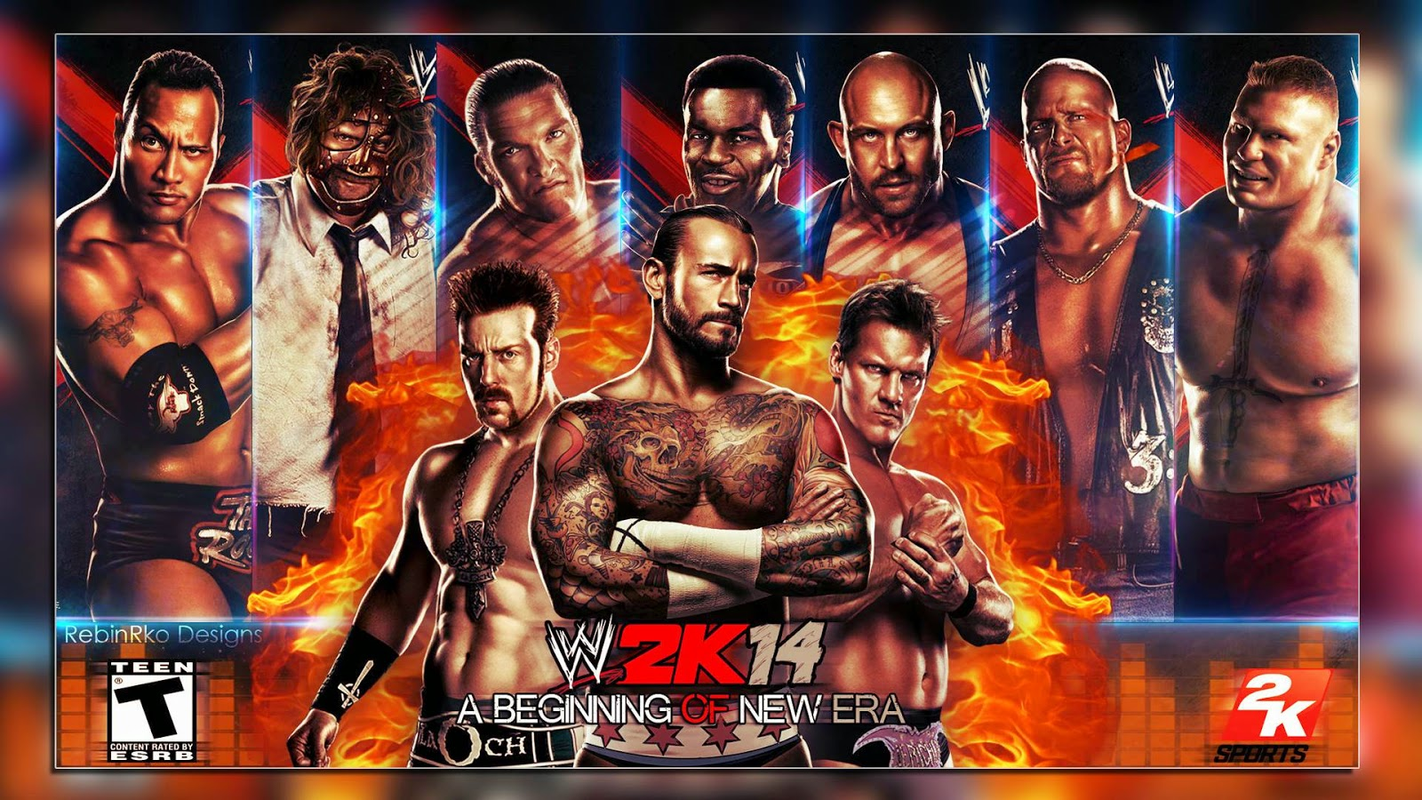 wwe 2k14 game reviews for wwe fans
