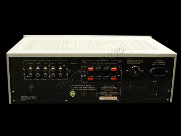 Stereonomono Pioneer Sa 606 1978