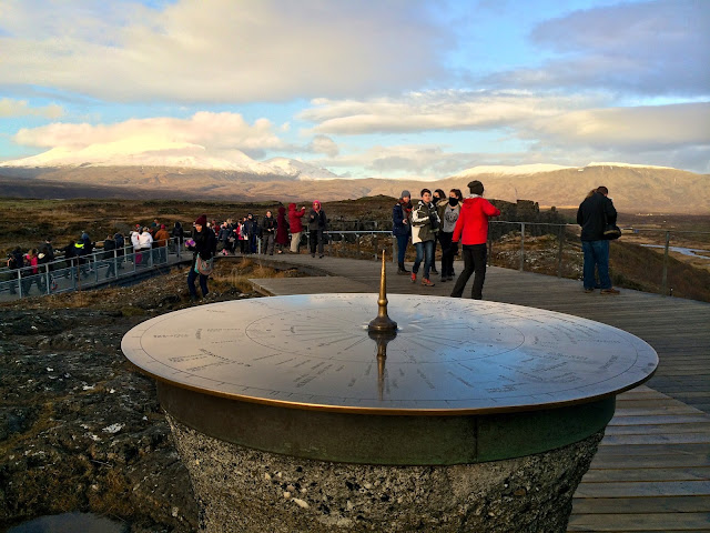 The Golden Circle tour, Þingvellir National Park, Thingvellir, Iceland, tavelling, wisata, Eropa