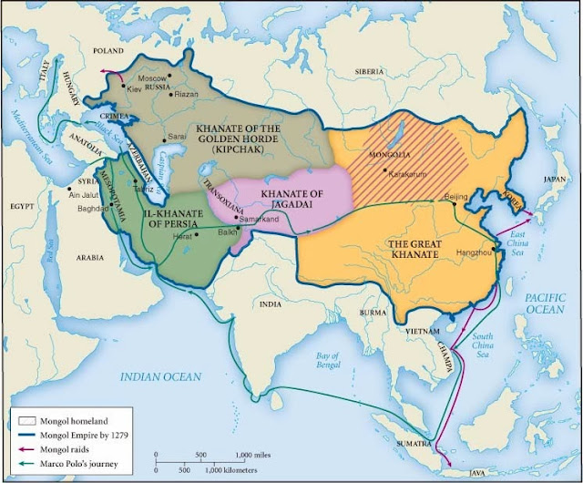 Chapter 14 - The Last Great Nomadic Challenges: From Chinggis Khan to Timur