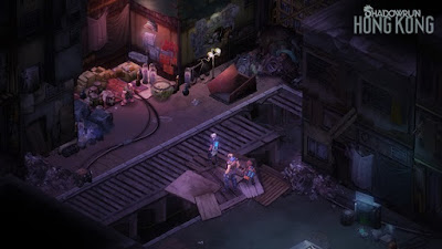 Shadowrun Hong kong-CODEX For Pc Terbaru screenshot