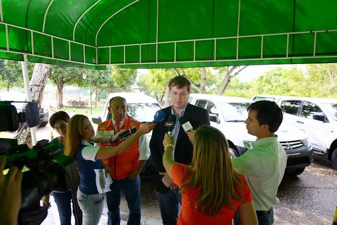 Municípios do Amazonas recebem kits de defesa civil