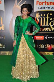 Priyamani Pictures in Long Dress at IIFA Utsavam Awards 2016 ~ Celebs Next