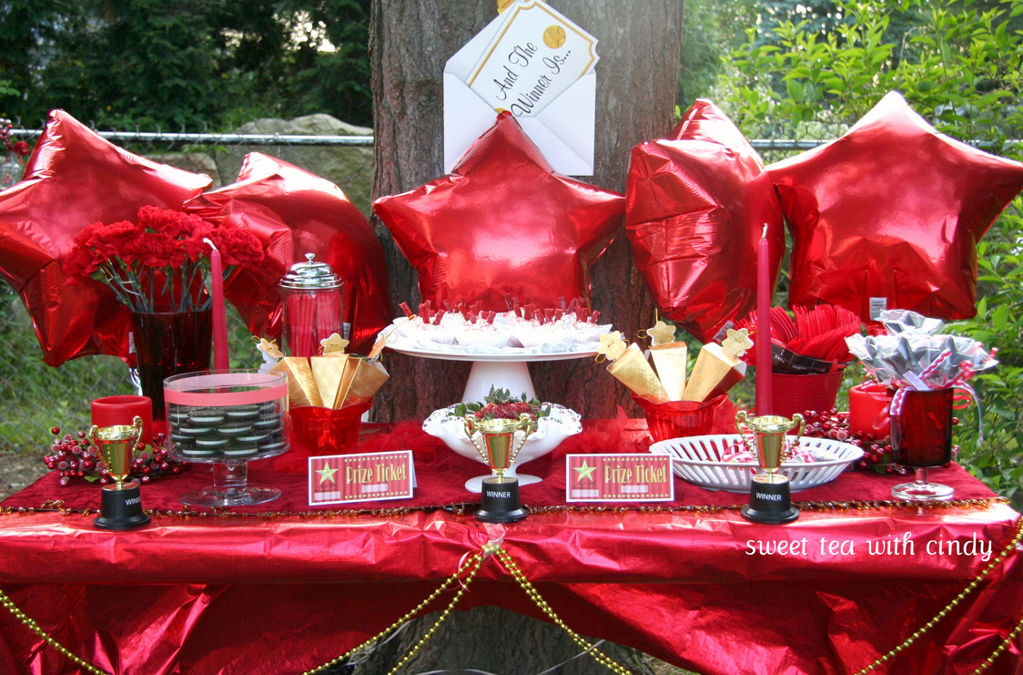 Grad Party Ideas On Pinterest Graduation Parties