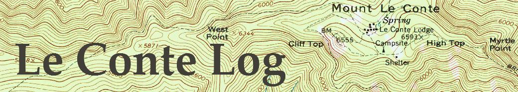 Le Conte Log