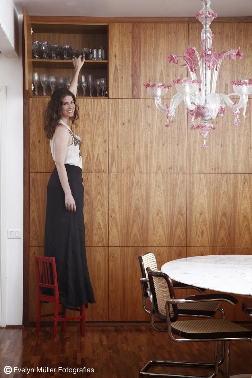 Detalhes do Céu Dentro do apartamento de Rita Lobo # Decoracao Cozinha Rita Lobo