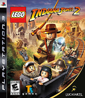 LEGO Indiana Jones 2: The Adventure Continues – PS3