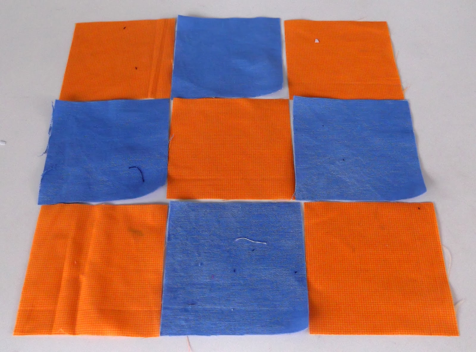patchwork σκακιέρα