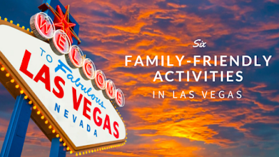 family friendly las vegas activities