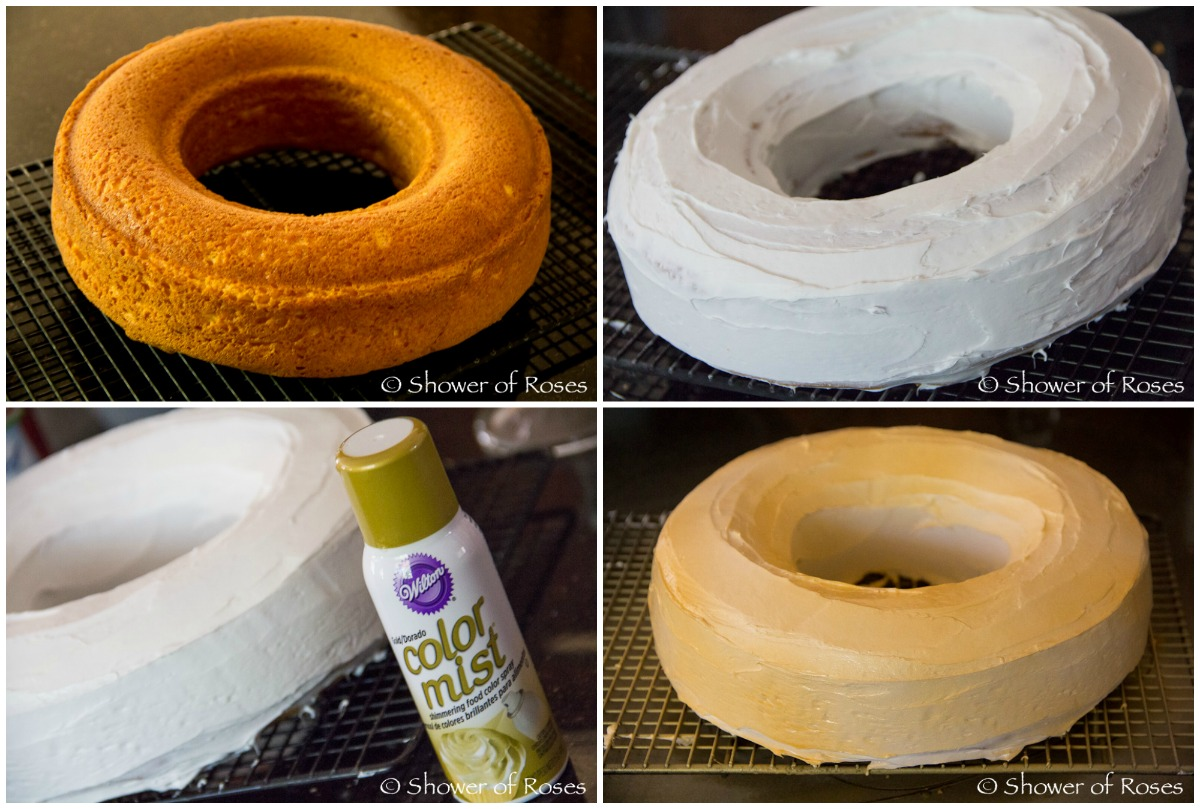 Ring cakes recipes
