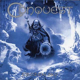 Conquest Frozen Sky Ukraine Power Metal