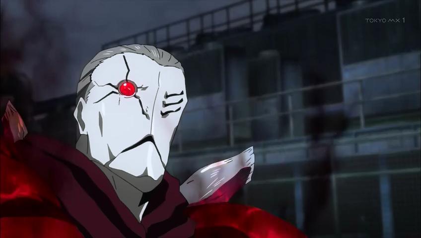 Siapa Burung Hantu Mata Satu di Tokyo Ghoul Season 2