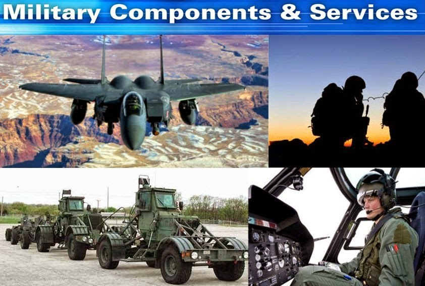 military component suppliers