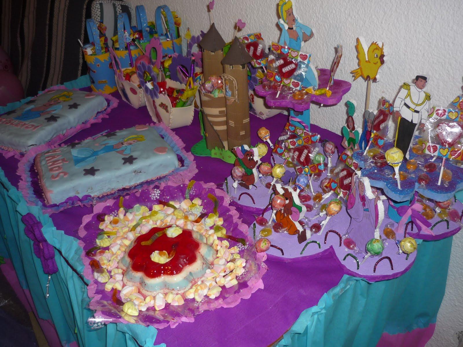 Fiesta de la Cenicienta | SWEET DÉLICES