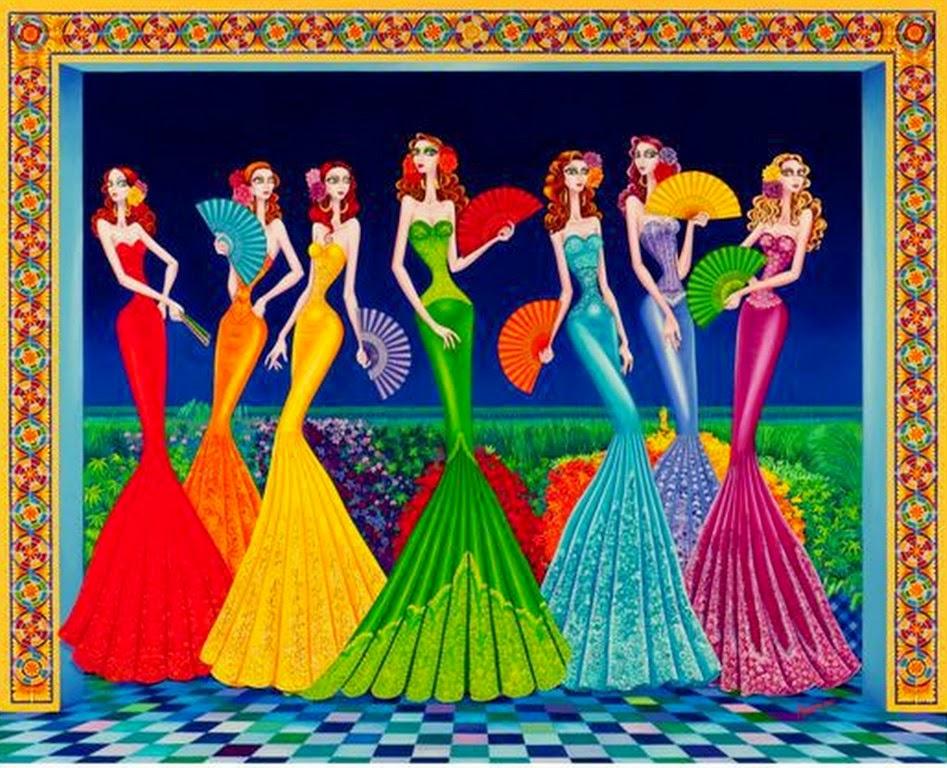 Cuadros modernos pinturas y dibujos los mejores cuadros - Fotos y cuadros ...