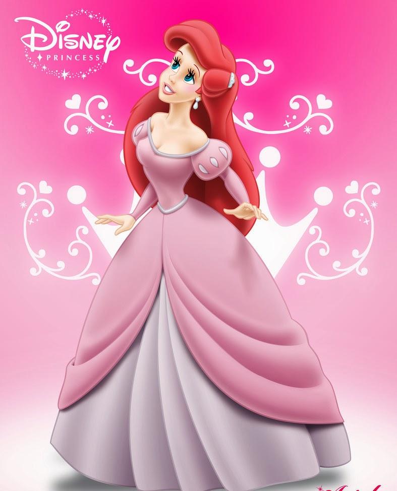 Mundo de Moda: Las princesas de Disney y sus vestidos (Parte Una)