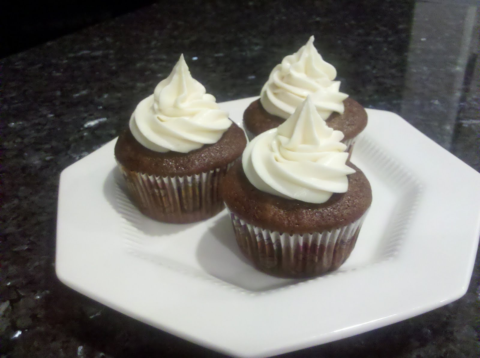 Cupcakes Cream Cheese Frosting