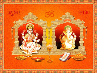 ganesh and laxmi images for diwali wishes