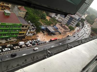 banjir kilat di Kuala Lumpur