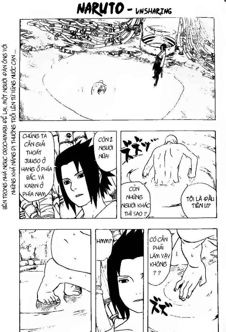 Naruto - Chapter 347 - Pic 1