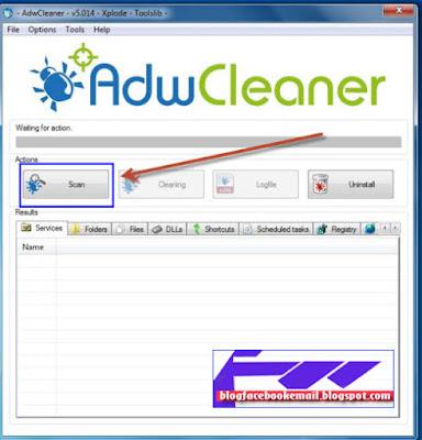 cara membersihkan malware browser dan windows