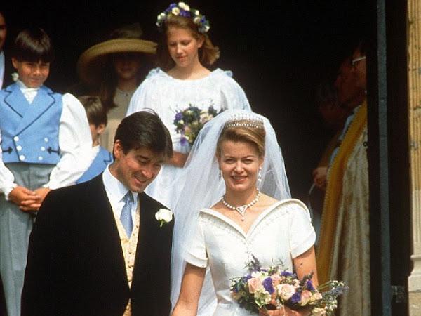 Królewskie Śluby - Lady Helen Windsor i Timothy Taylor.