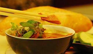 Thưởng thức phá lấu bò Cô Năm ở quận Gò Vấp, món ăn vặt, điểm ăn uống 365