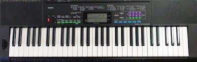 dan organ Casio CTK 3400