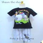 baju, kartun, shaun, the, sheep, toko, busana, anak