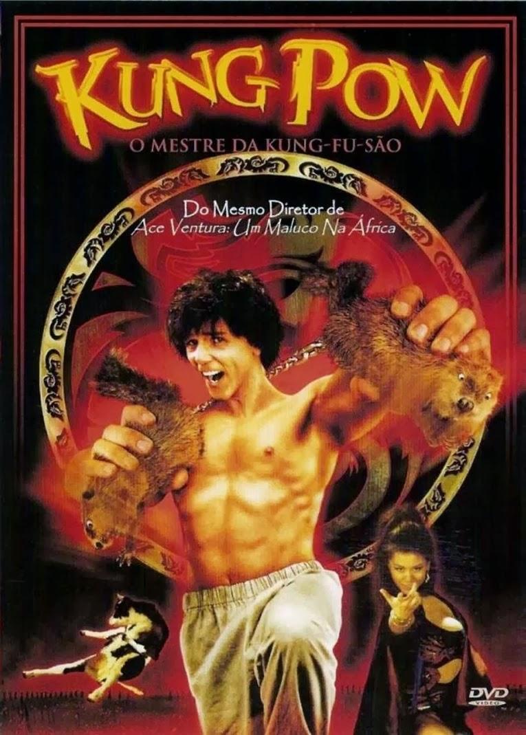 Kung Pow: O Mestre da Kung-Fu-São – Dublado (2002)