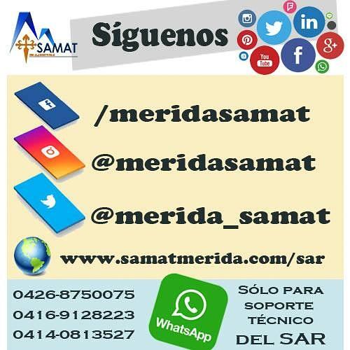 SIGAS A SAMAT-MERIDA EN LINEA