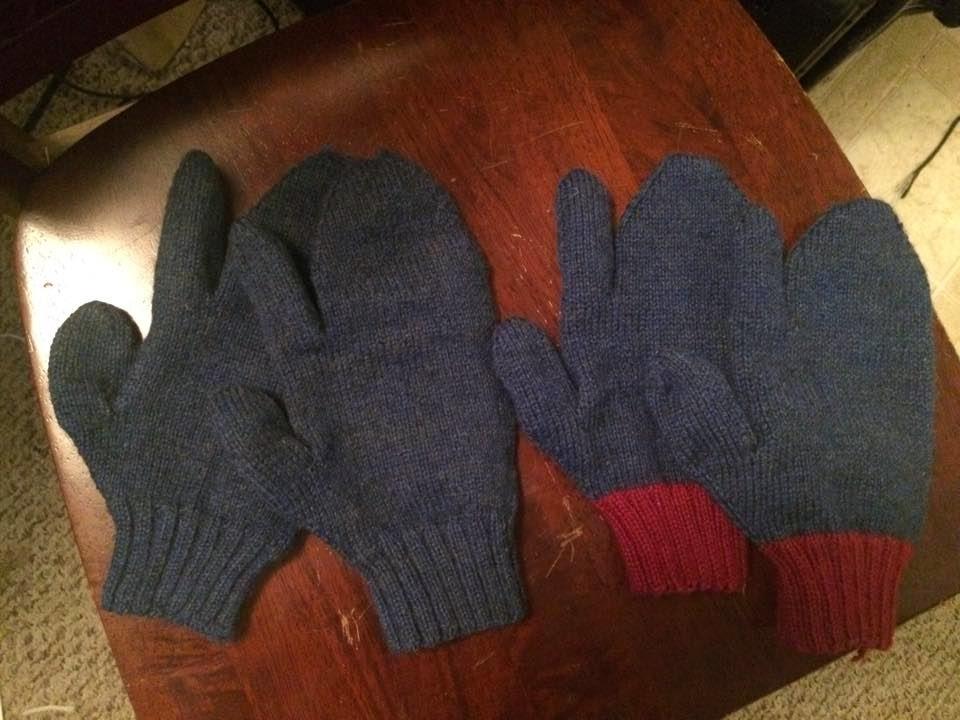 Civil War Knitting Pattern