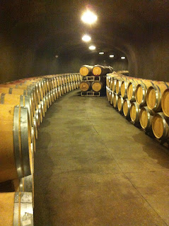 Wine Cellar in Napa, California