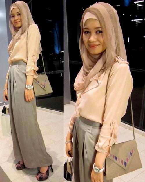 Hijab Street Style For Teenagers Hijab 2014
