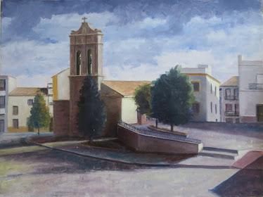 La iglesia de Fuerte del Rey, Jaén (12P)