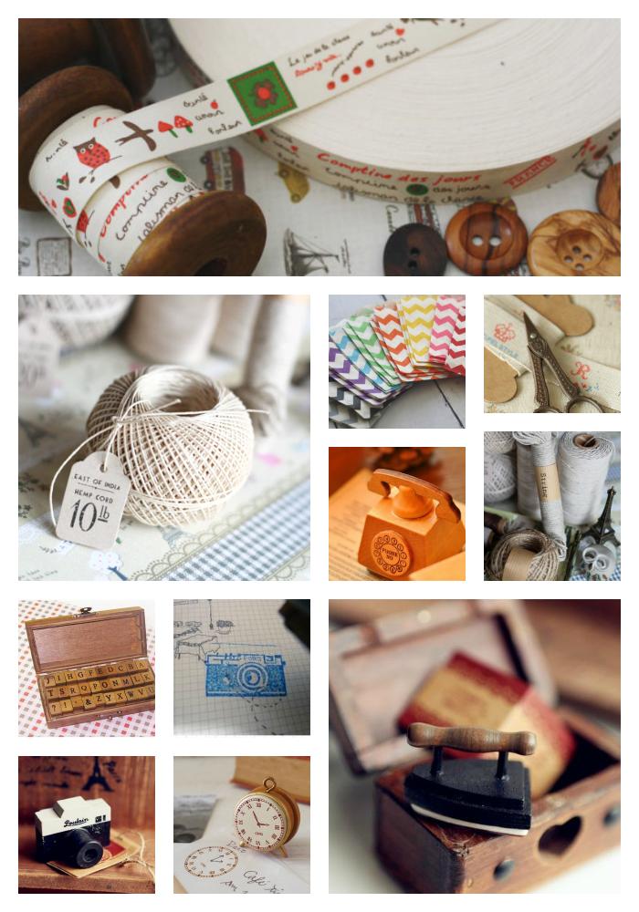quirky craft supplies shop uk