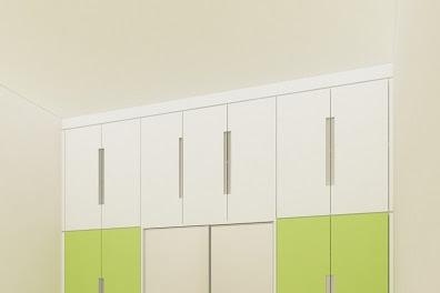 Jasa desain Lemari dinding,  lemari sekat,lemari pakaian, Lemari  Baju