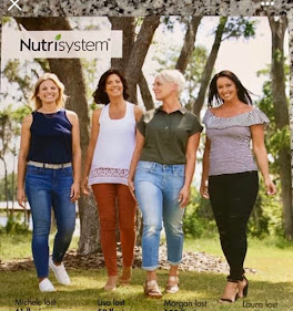I'm a Nutrisystem Success Story!