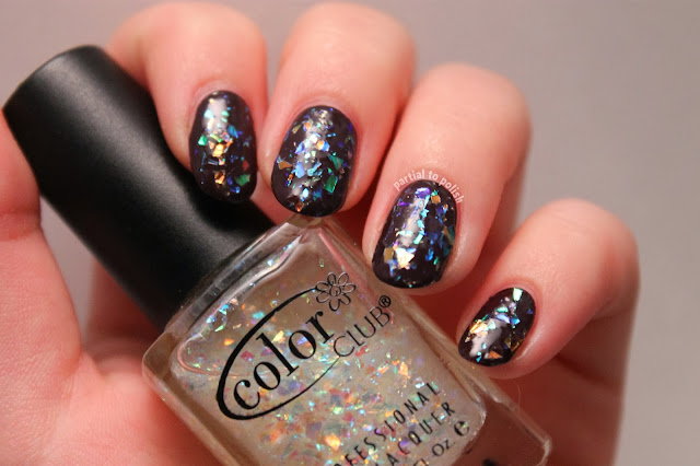 Color Club Covered In Diamonds
