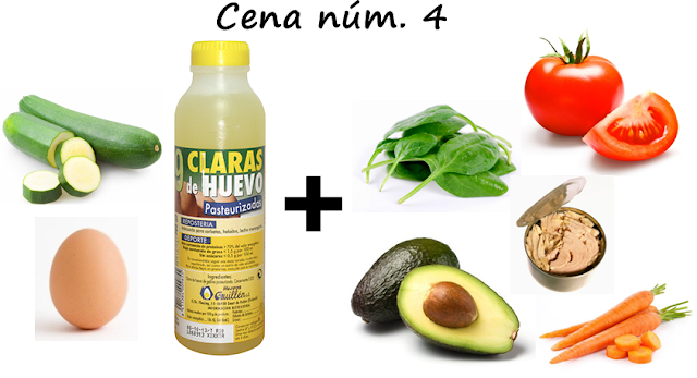 Cena 1 ligera healthy food