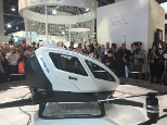 Το πιο περίεργο drone το Ehang 184.