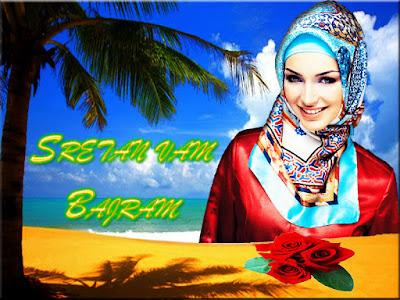 Sretan vam Bajram