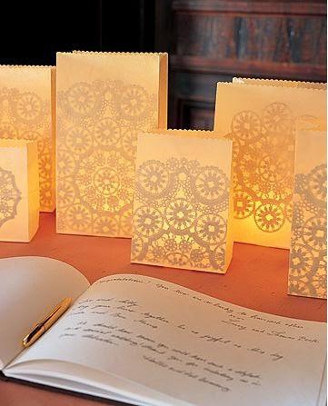 Diwali Paper Lamps