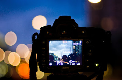 live view camera