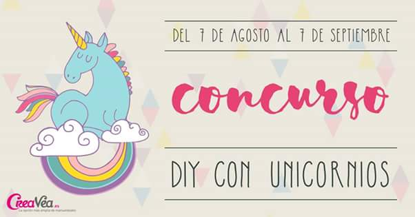Concurso - DIY unicornios